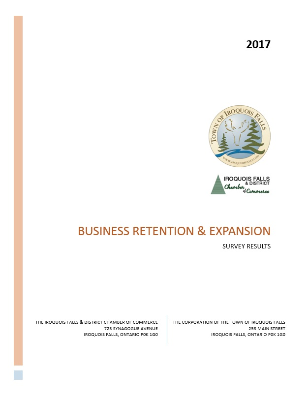 Business Retention and Expansion Plan