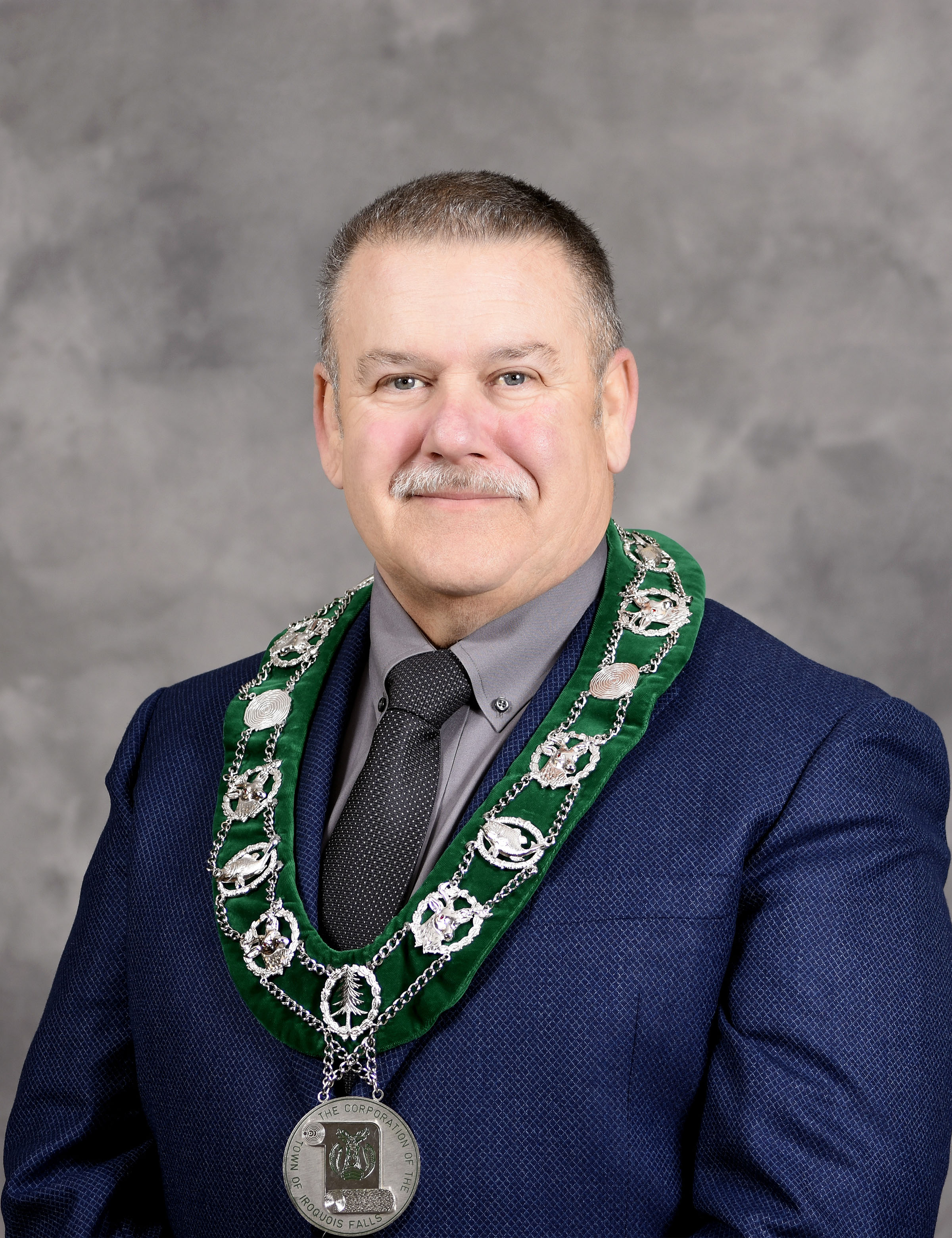 Pat Britton photo of the mayor