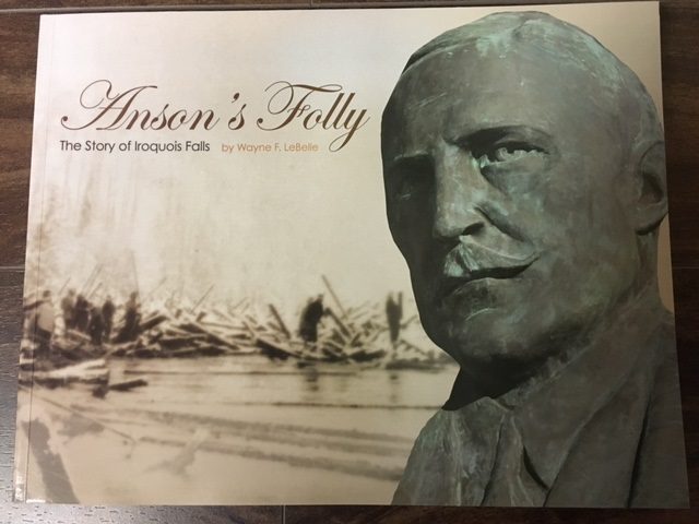 Anson's Folly Book Cover