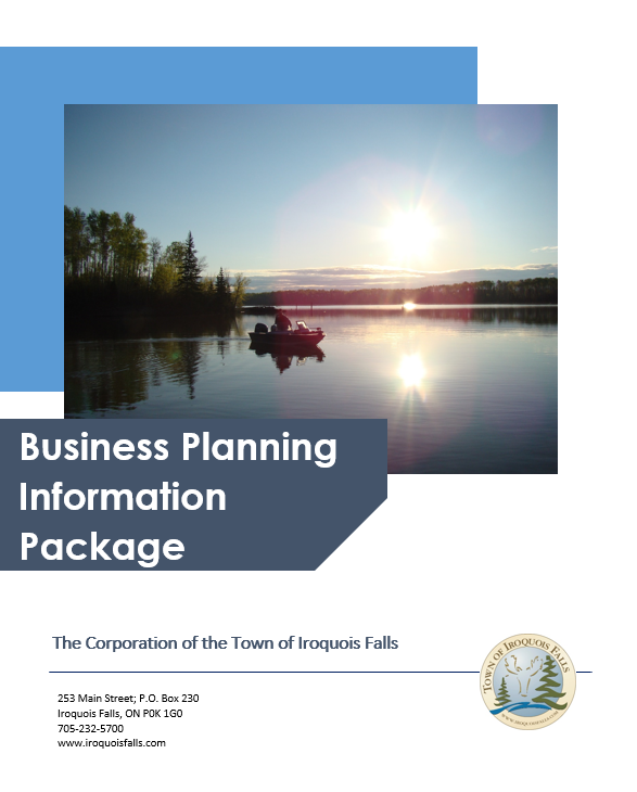 Business Planning Information Package